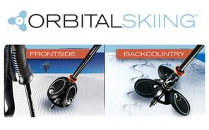 Orbital Ski Poles