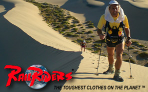 RailRiders Adventure Clothing