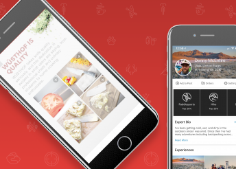 Active experts use the app: Why brands should use it too