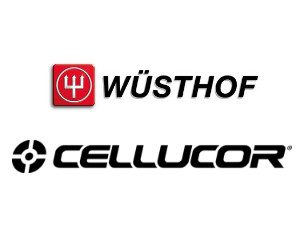 Cellucor and Wusthof Logos