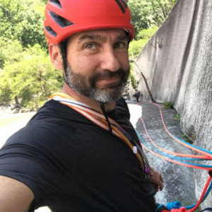 Jim Urbec a dad, a veteran, a triathlete and a rock climber (3)