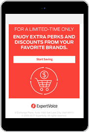 ExpertVoice Promotional Media