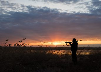 How to become a professional hunting and fishing guide